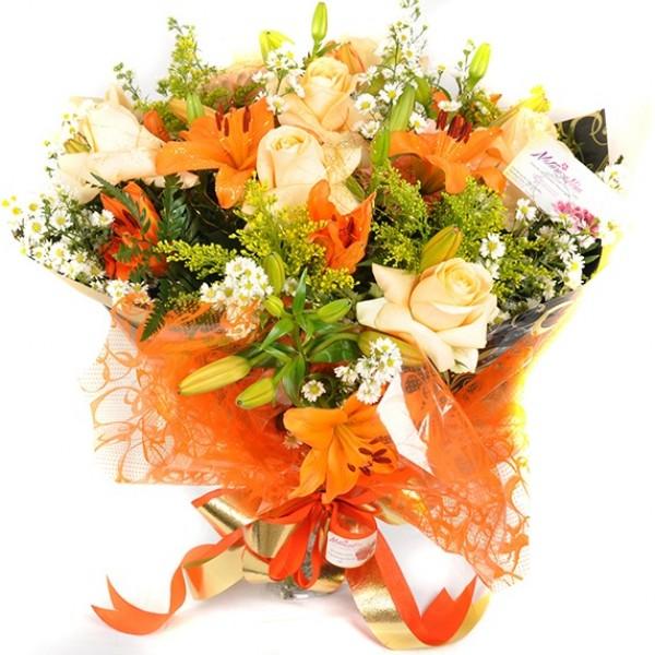 Buquê de Flores Natureza Espetacular
