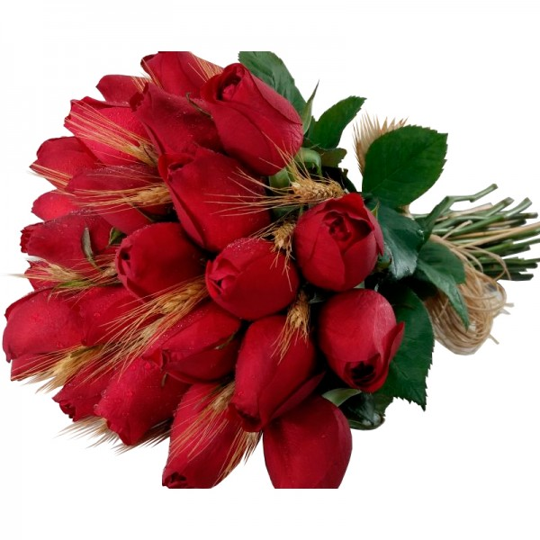 Buquê de Rosas Love